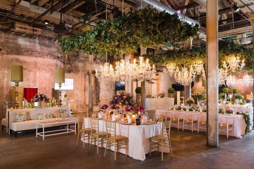 Ten Outrageous Ideas For Your Outdoor Ceremony Venues Near: The Top 10 Loft Wedding Venues In Toronto