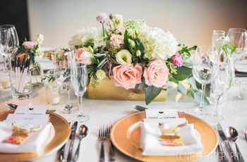 Wedding Centerpiece Vessel Glossary