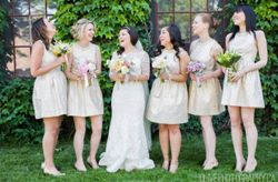 7 Lovely Looks For Your Bridesmaids