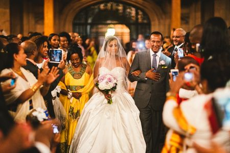 6 Ways to Shake Up Your Wedding Processional