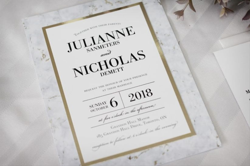 Wording Of Wedding Invitations: Wedding Invitation Wording 101