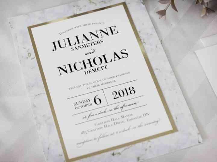 Wedding Invitation Wording 101