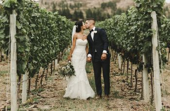 25 Awesome Winery Wedding Ideas