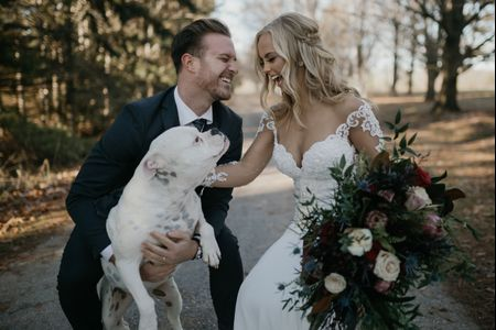 Everything You'll Need for a Dog-Friendly Wedding