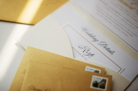 5 Easy Ways to Remind Your Guests to RSVP to Your Wedding