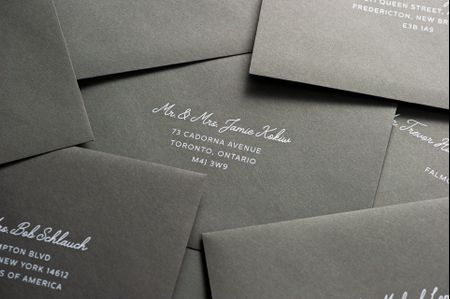 The Most Common Wedding Invitation Typos to Watch Out For