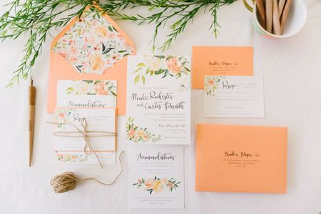 5 Ways to Cut Wedding Invitation Costs