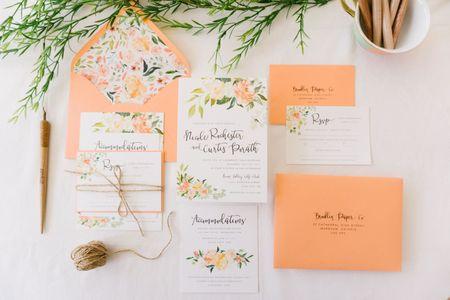 5 Ways to Cut Wedding Invitation Costs