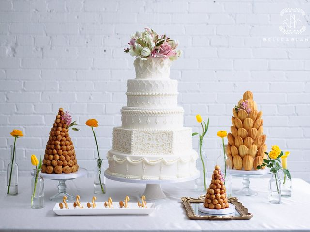 8 Essential Wedding Cake Questions Answered