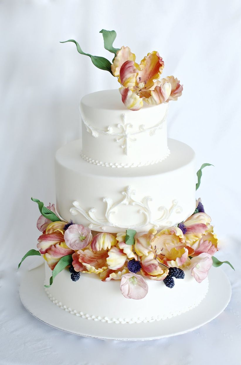 Wedding Cake Glossary