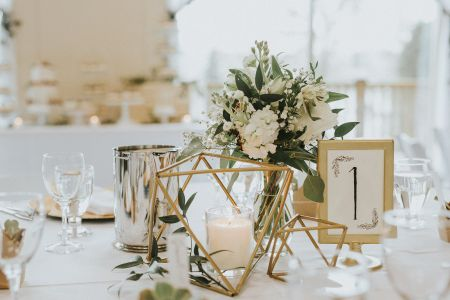 18 Creative Ways to Display Your Wedding Table Numbers or Names