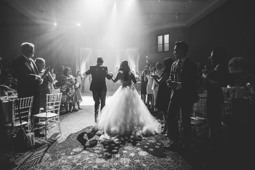 30 Applause Worthy Grand Entrance Songs For Your Wedding Reception