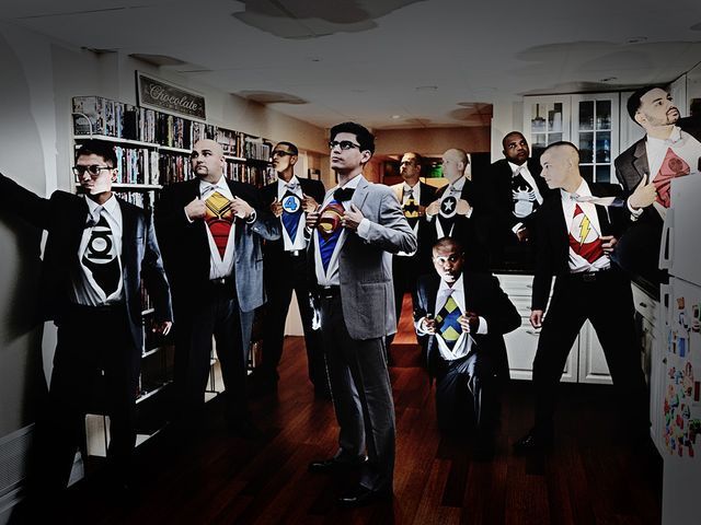 How to Create the Ultimate Groomsman Squad