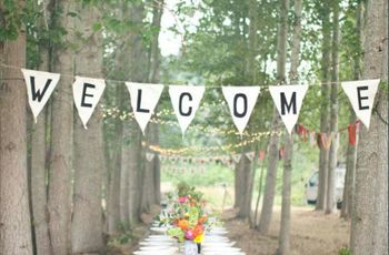How to Plan a Wedding Welcome Party