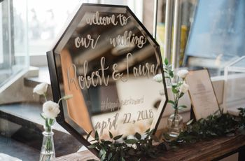 10 Creative Ways to Use Mirrors in Your Wedding Decor
