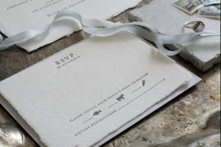 Your Essential Guide to Wedding RSVP Cards