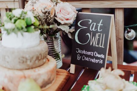 5 Savoury Wedding Cake Alternatives