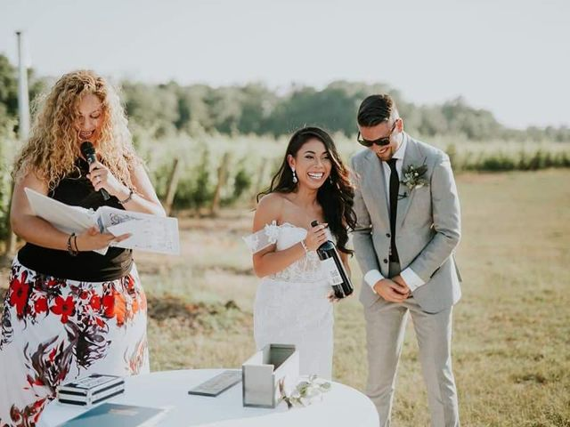 What is a Wine Box Ceremony?