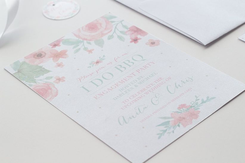 When To Send Out Wedding Invitations (and All Your Other