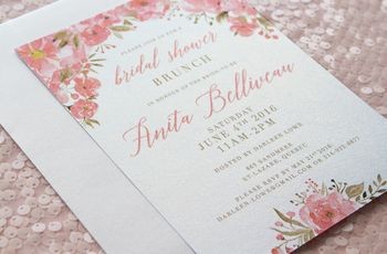 Bridal Shower Invitation Wording Tips and Ideas