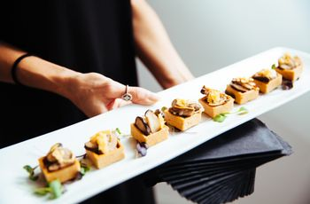 5 Ways to Cut Wedding Catering Costs