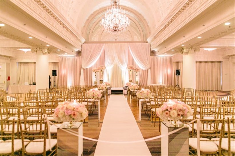 The 10 most popular types of wedding venues for Wedding reception location ideas
