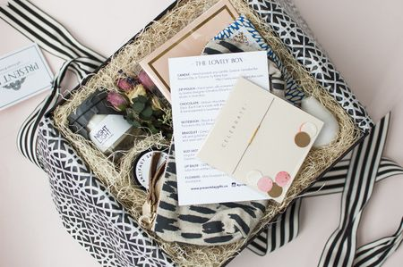Giving Gifts and Wedding Favours