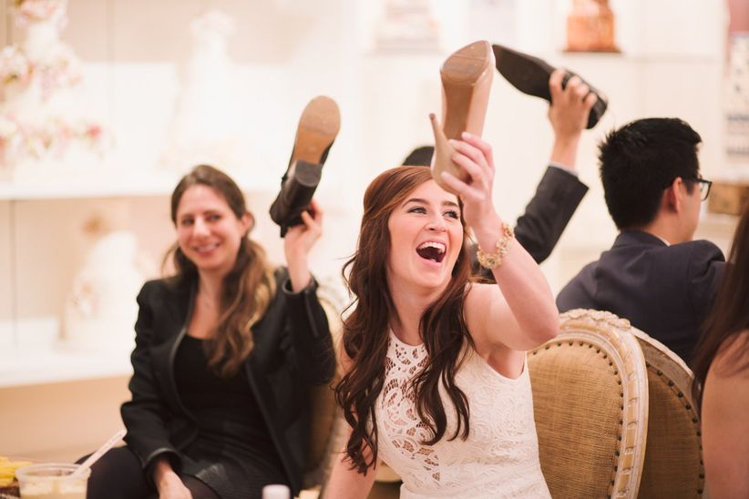 272aeaa117f0 Here are a few tips for planning a co-ed wedding shower.