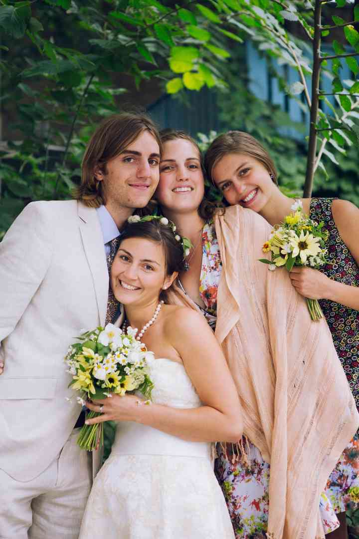Married each other siblings that 'I've married