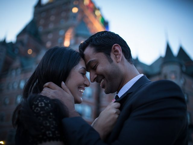 The Most Romantic Places to Propose in Quebec City