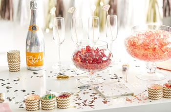 8 Boozy Wedding Favours Your Guests Will Love