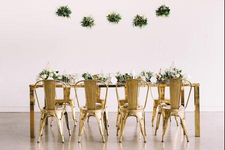 How to Rock the Geometric Wedding Decor Trend