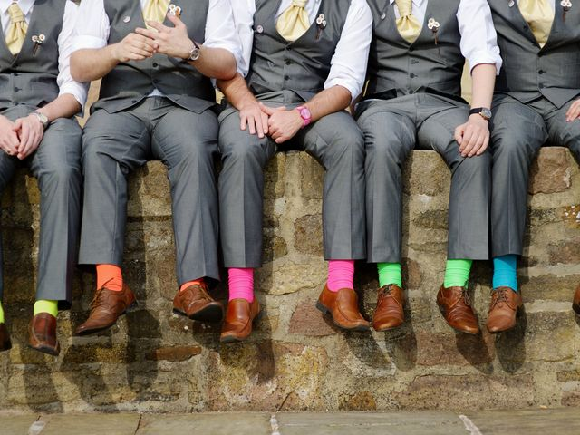 17 Rainbow Wedding Theme Ideas We're Totally Obsessed With