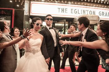 How to Plan a Movie-Themed Wedding