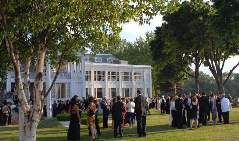 Toronto waterfront wedding venues - Royal Canadian Yacht Club
