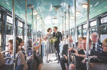 5 Ways to Cut Wedding Transportation Costs