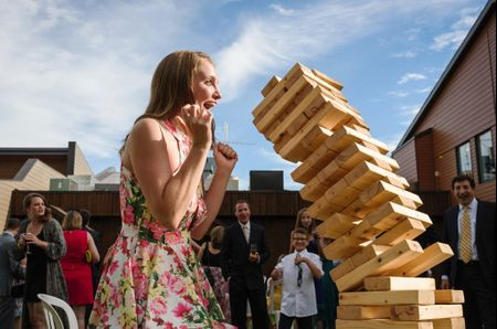 7 Wedding Lawn Games That'll Keep Your Guests Entertained