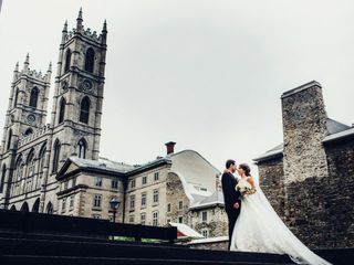 How to Plan Your Wedding Without Leaving Old Montreal