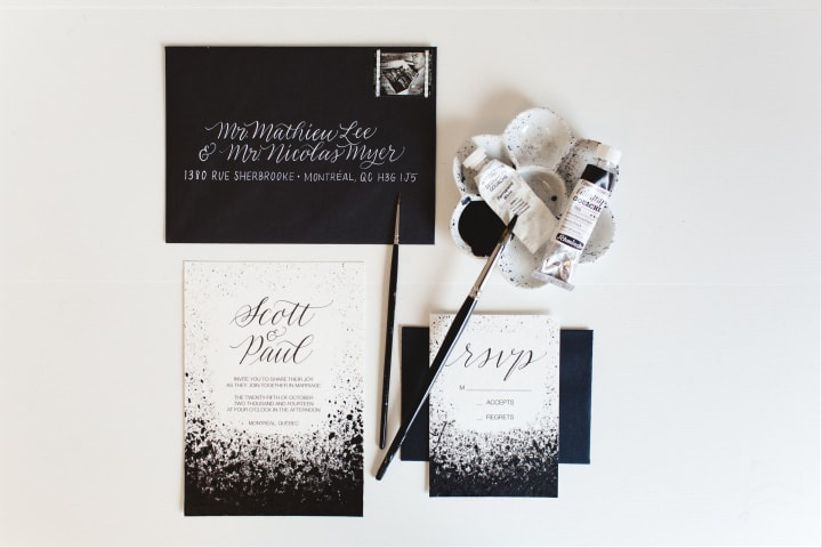 How Long Before A Wedding Do You Send Out Invitations: 6 Things You MUST Do Before Sending Out Your Wedding