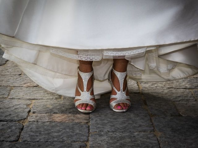 5 Major Wedding Shoe Don'ts
