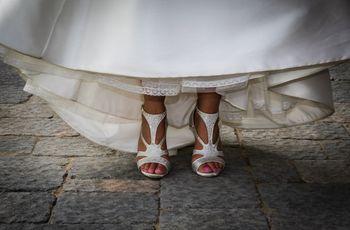 5 Major Wedding Shoe Don'ts