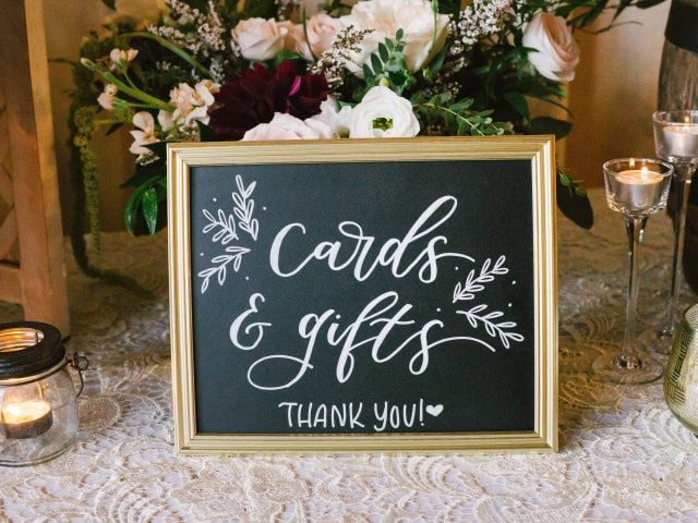 5 Major Wedding Gift Don'ts for Guests