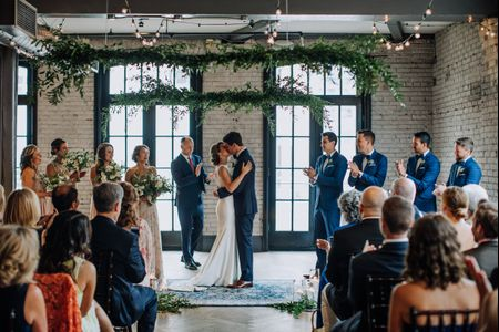 17 Awesome Industrial Chic Wedding Ideas