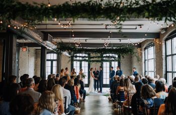 8 Stunning Industrial Chic Wedding Venues in Toronto
