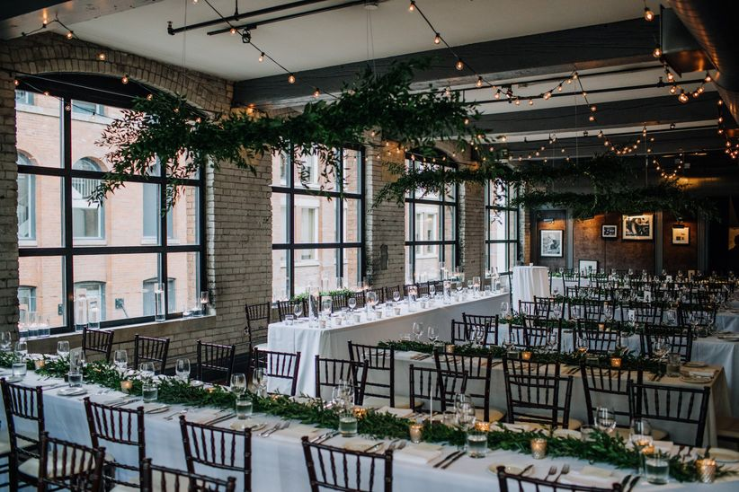 Downtown Toronto Restaurant Wedding Venues