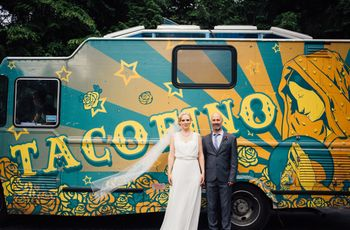 5 Ways to Serve Tacos at Your Wedding