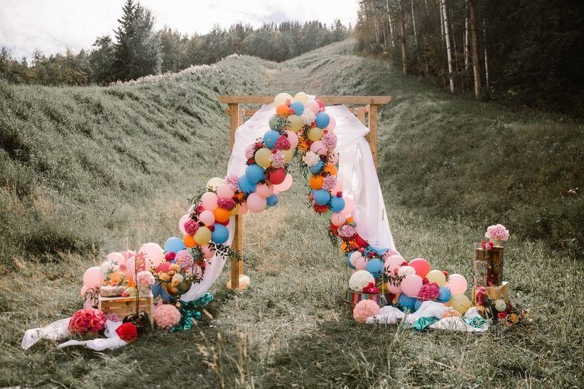 Uptown Parties & Balloons