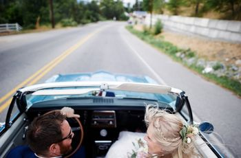 5 Major Wedding Transportation Don'ts