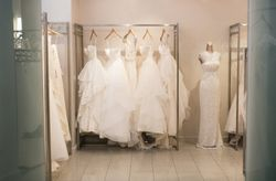 What to Know About Wedding Dress Shopping