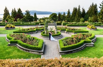6 Gorgeous Garden Wedding Venues in Vancouver